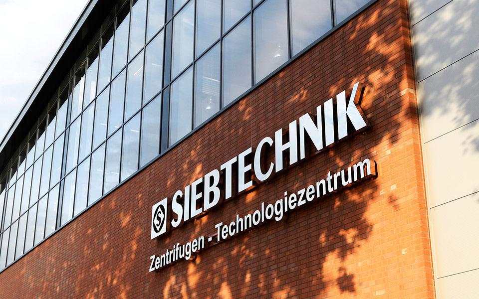 Die SIEBTECHNIK GmbH